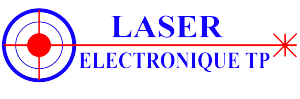 logo laser electronique tp